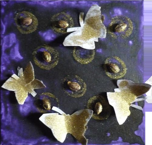 Silja Korn, Schmetterlinge
