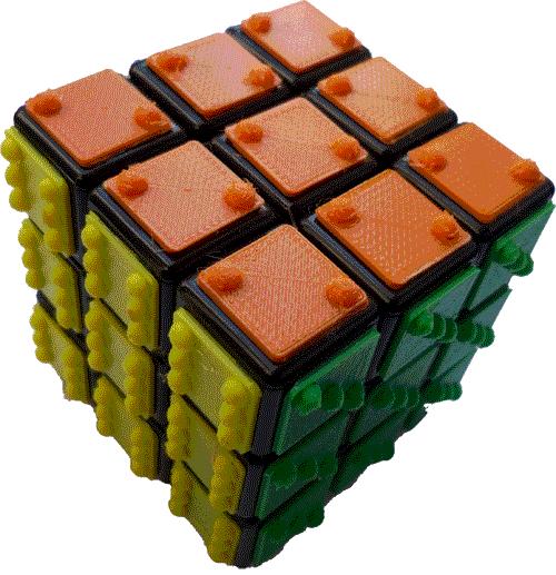 Rubik Zauberwürfel