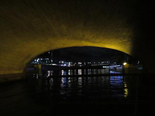 Silja Korn, Brücke in Berlin