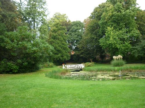 Silja Korn, Park in Gent
