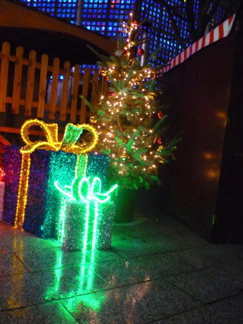 Silja Korn, Pakete unterm Weihnachtsbaum