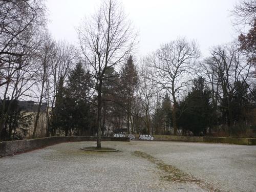 Silja Korn, Hasenheide im Winter