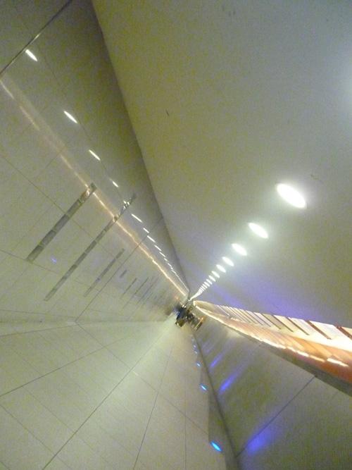 Im Tunnel, Silja Korn
