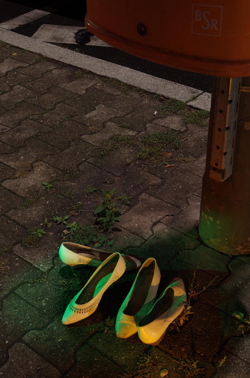 Silja Korn, Lichtmalerei