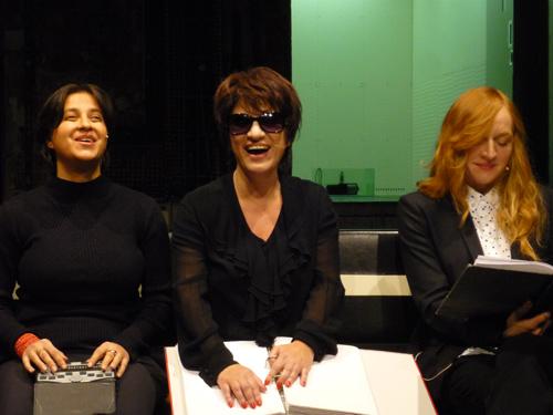 Yesim Erdogan, Silja Korn, Brigitte Hobmeier