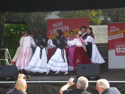 Tanzgruppe Folklore