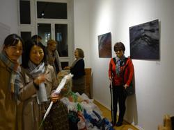 Im Kunstraum Steglitz