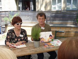 Silja Korn,  Kimbuk Kinderbuchfestival