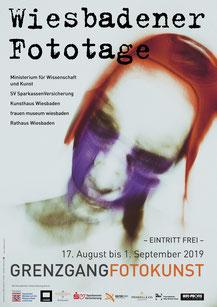 Flyer, 11. Wiesbadener Fototage