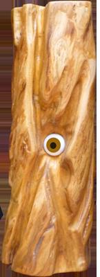 Der Zeitzeuge - Skulptur - Silja Korn